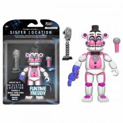 Figura Funtime Freddy Five Nights at Freddy's Sister Location - Funko