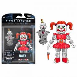 Figura Baby Five Nights at Freddy's Sister Location - Funko
