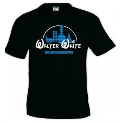 Camiseta Breaking Bad - Heisenberg Laboratories