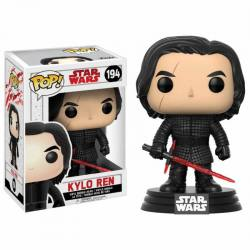 Figura Funko Pop Kylo Ren Star Wars Episodio VIII The Last Jedi