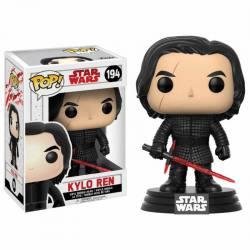 Figura Funko Pop Kylo Ren Star Wars Episodio VIII The Last Jedi