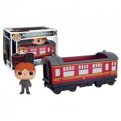Figura Funko Pop Hogwarts Express Carriage With Ron Weasley