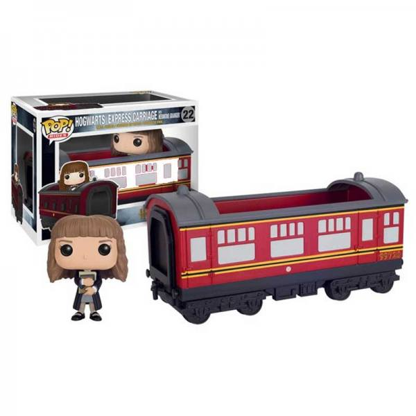 Figura Funko Pop Hogwarts Express Carriage With Hermione Granger