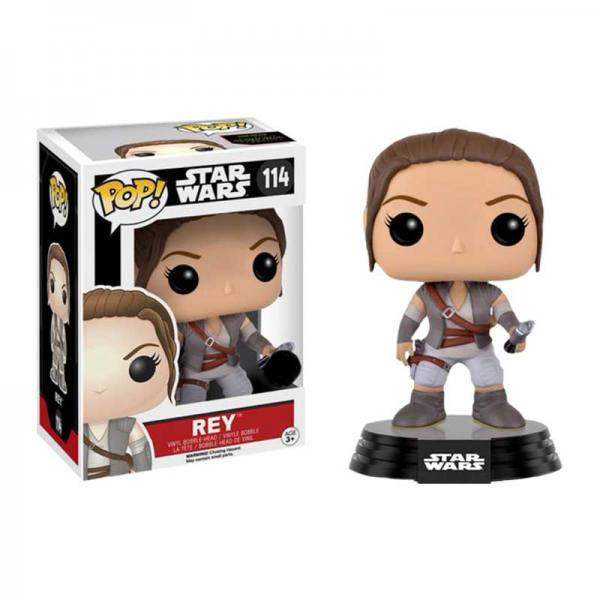 Figura Funko Pop Star Wars Rey