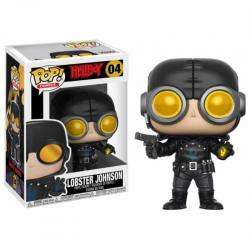 Figura Funko Pop Hellboy Lobster Johnson