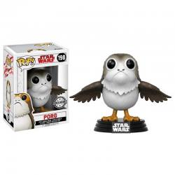 Funko Pop Star Wars Episodio 8 The Last Jedi Porg - Exclusiva