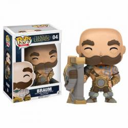 Figura Funko Pop League of Legends Braum