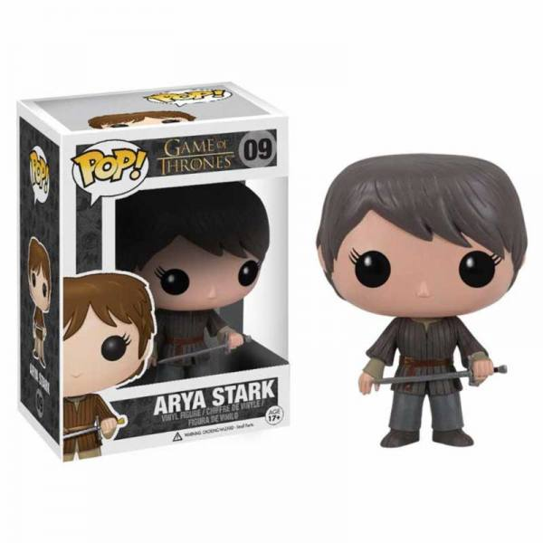 Figura Funko Pop Juego de Tronos Arya Stark