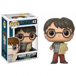 Figura Funko Pop Harry Potter Con Mapa Merodeador