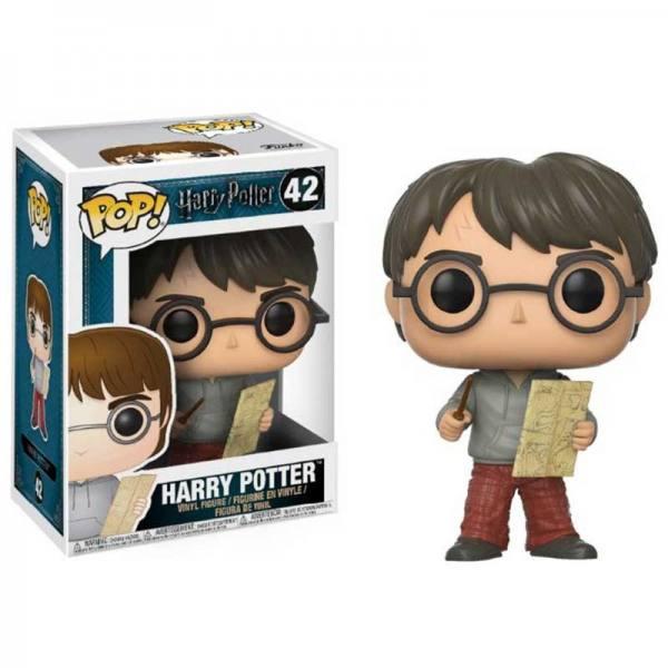 Figura Funko Pop Harry Potter Con Mapa Merodeador