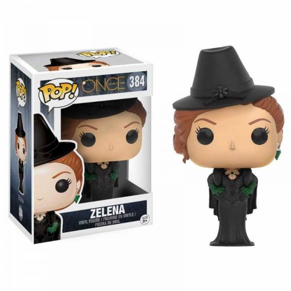 Figura Funko Pop Once Upon a Time Zelena