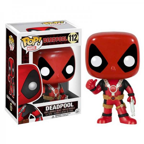 Figura Funko Pop Deadpool