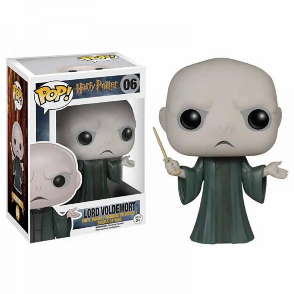 Figura Funko Pop Lord Voldemort - Harry Potter