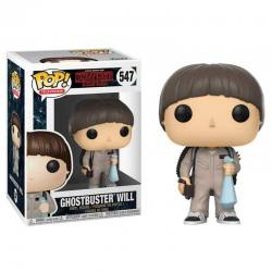 Figura Funko Pop Stranger Things Ghostbuster Will