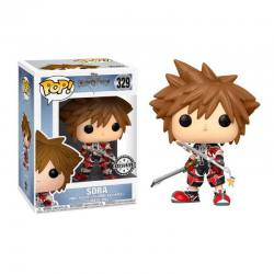 Figura Funko Pop Kingdom Hearts Sora - Exclusiva