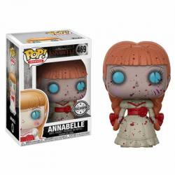 Figura Funko Pop The Conjuring Annabelle Bloody - Exclusiva