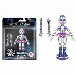 Figura FNAF Sister Location Ballora - Exclusiva