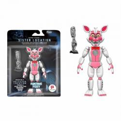 Figura FNAF Sister Location Funtime Foxy - Exclusiva