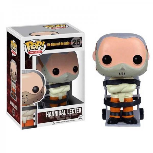 Figura Funko Pop Hannibal Lecter - El silencio de los corderos