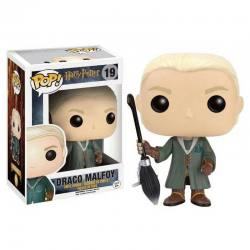 Figura Funko Pop Harry Potter Draco Malfoy Quidditch - Exclusiva