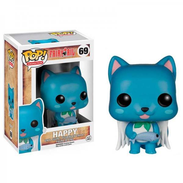 Figura Funko Pop Happy Fairy Tail