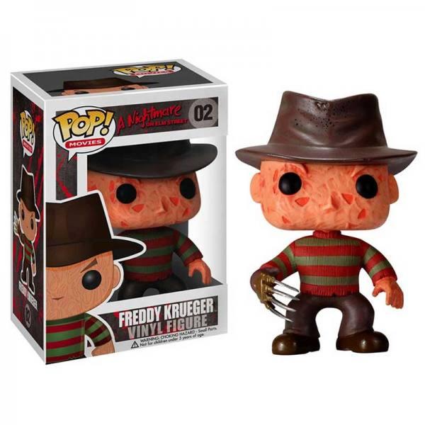 Figura Funko Pop Freddy Krueger Pesadilla en Elm Street