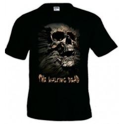 Camiseta The Walking Dead Skull Inside Me