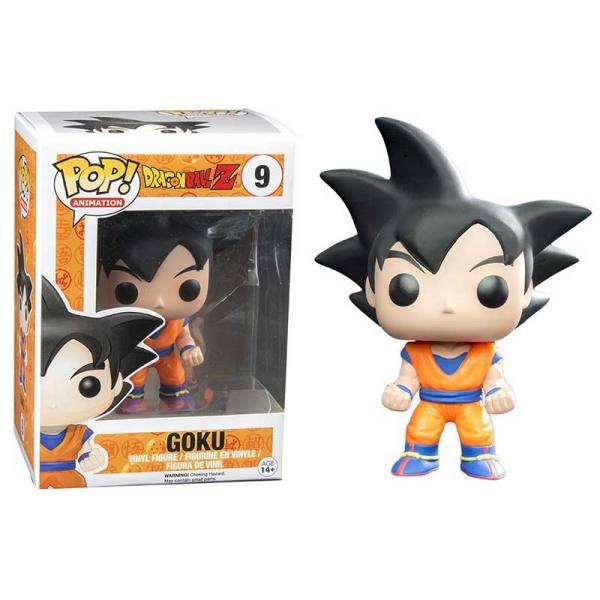 Figura Funko Pop Dragon Ball Z Goku - Exclusiva
