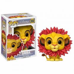 Figura Funko Pop El Rey León Simba - Disney