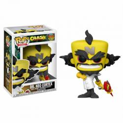 Figura Funko Pop Crash Bandicoot Dr. Neo Cortex