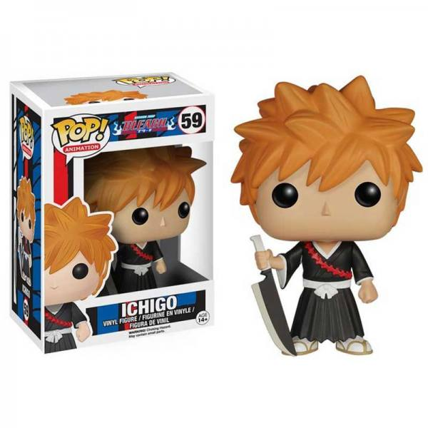 Figura Funko Pop Bleach Ichigo