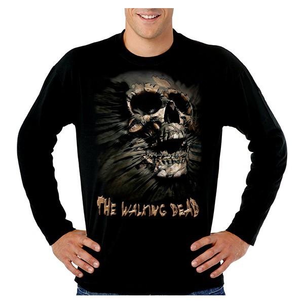 Camiseta Walking Dead Skull Inside Me