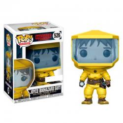 Figura Funko Pop Joyce Biohazard Suit Stranger Things - Exclusiva