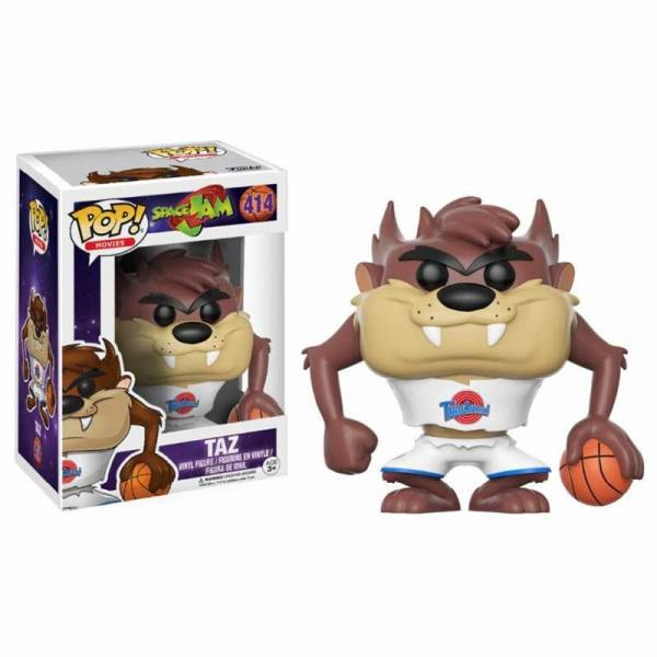 Figura Funko Pop Space Jam Taz