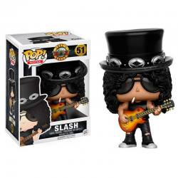 Figura Funko Pop Guns and Roses Slash