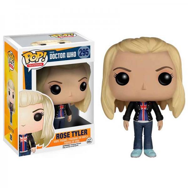 Figura Funko Pop Doctor Who Rose Tyler