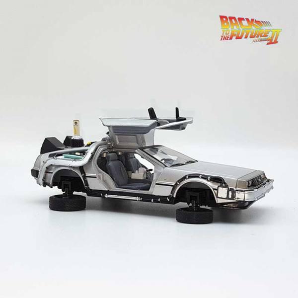 Réplica DeLorean Modo de Vuelo Regreso al Futuro II
