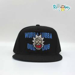 Gorra Rick and Morty Wubba Lubba Dub Dub