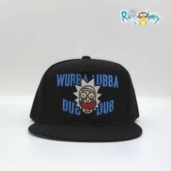 Gorra Rick and Morty Wubba Lubba Dub Dub
