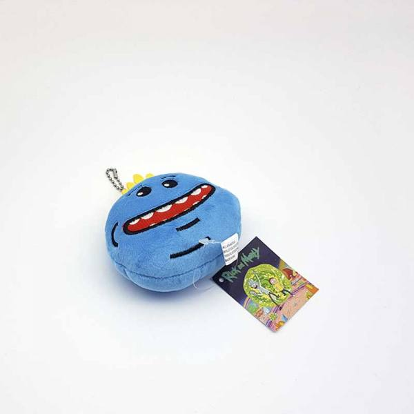 Llavero Peluche Mr Meeseeks Rick and Morty