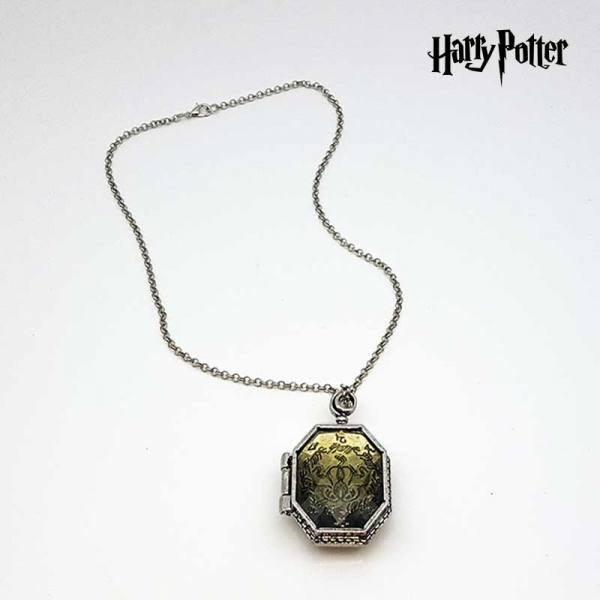 Colgante Guardapelo Slytherin Harry Potter
