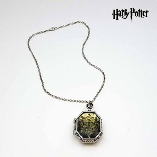 Colgante Guardapelo Slytherin Harry Potter