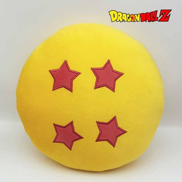 Cojín Dragón Ball Bola 4 Estrellas