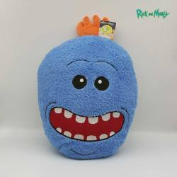 Cojín Mr Meeseeks Rick and Morty