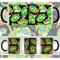 Taza Rick and Morty Portales