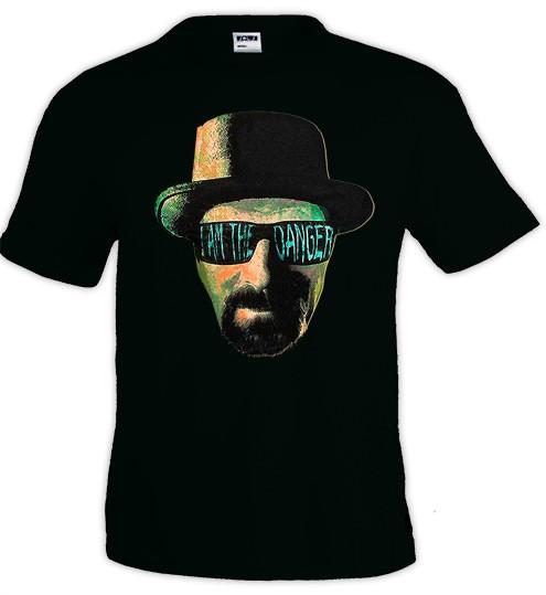 7825e74fc Camiseta Breaking Bad i am the danger de manga larga - Heisenberg