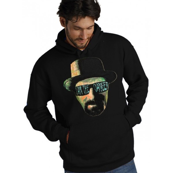 Sudadera Breaking Bad i am the danger