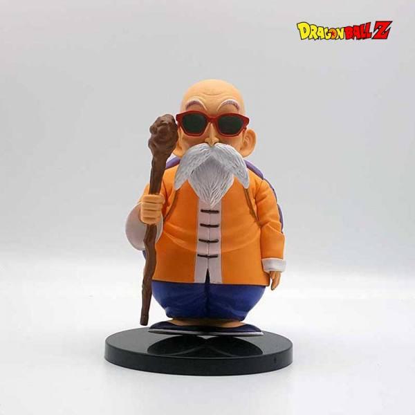 Figura Master Roshi Dragón Ball Z
