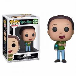Figura Funko Pop Rick And Morty Jerry