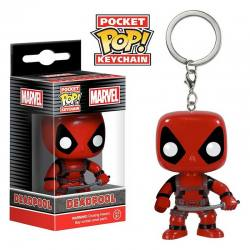 Llavero Deadpool Pocket Pop Marvel - Funko